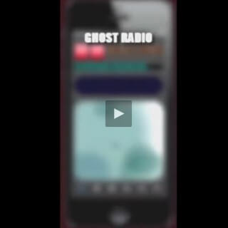 Ghost EVP/EMF Radio