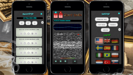 Ghost Radio 2.2 for iOS