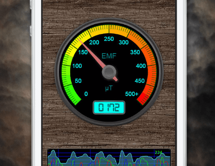 Paranormal EMF Recorder - New iOS and Android version!