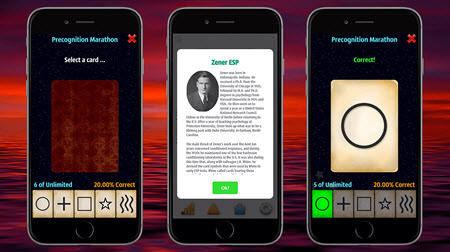 Zener ESP on Google Play!